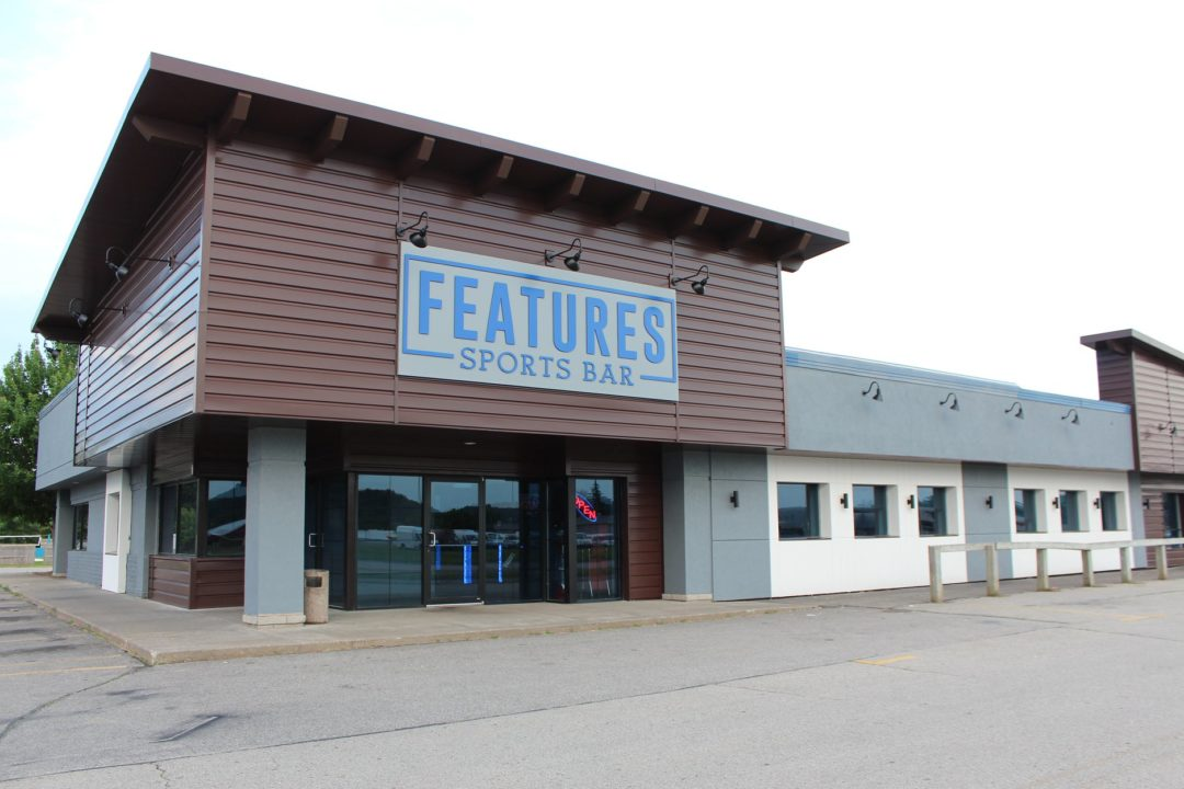 Features Sports Bar