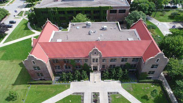 Phelps Hall, Winona State University